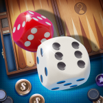 Backgammon Legends – online with chat 1.69  MOD (unlimited money)