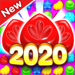 Candy Bomb Fever – 2020 Match 3 Puzzle Free Game 1.6.1 (unlimited money)