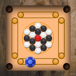 Carrom Royal – Multiplayer Carrom Board Pool Game 10.7.1 MOD (unlimited money)