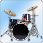 Easy Real Drums-Real Rock and jazz Drum music game 1.2.6 MOD (unlimited money)
