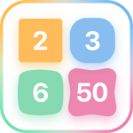 Get Fifty: Drag n Merge Numbers Game, Block Puzzle 1.2 MOD (unlimited money)