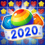 Gummy Candy Blast – Free Match 3 Puzzle Game 1.4.1 MOD (unlimited money)