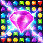 Jewels Planet – Free Match 3 & Puzzle Game 1.2.16 MOD (unlimited money)