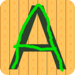 Kids letters tracing MOD (unlimited money) 16.1