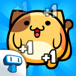 Kitty Cat Clicker – Hungry Cat Feeding Game 1.2.6 MOD (unlimited money)