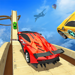 Mega Ramp Race – Extreme Car Racing New Games 2020 10.5 MOD (unlimited money)