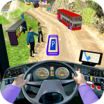 Modern Bus Drive 3D Parking new Games-FFG Bus Game 2.59   MOD (unlimited money)