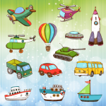 Vehicles and Cars Coloring Pages Coloring for Kids 1.0.9 MOD (unlimited money)