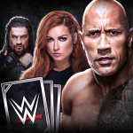 WWE SuperCard 4.5.0.5644299 MOD (unlimited money)