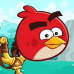 Angry Birds Friends 9.10.0  MOD (unlimited money)