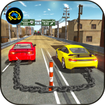 Chained Cars 3D Racing 2017 – speed drift driving 1.0.4 MOD (unlimited money)