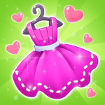Fashion Dress up games for girls. Sewing clothes 6.0.5 MOD (unlimited money)