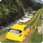 Hill Taxi Simulator Games 2018 1.8.1 MOD (unlimited money)