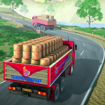 Indian Truck Driving : Truck Wala Game 1.30 MOD (unlimited money)