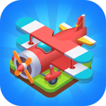 Merge Plane – Click & Idle Tycoon 1.15.1 MOD (unlimited money)