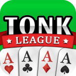 Tonk League – Online Multiplayer Card Game 4.0.33.333  MOD (unlimited money)