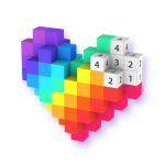 Voxel – 3D Color by Number & Pixel Coloring Book 3.0.7 MOD (unlimited money)