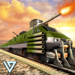 Army Train Shooter: New Train Shooting Games 2020 2.2 MOD (unlimited money)