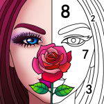 Art Coloring – Coloring Book & Color By Number 2.12.0 MOD (unlimited money)