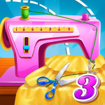 🐰🐼Baby Tailor 3 – Crazy Animals MOD (unlimited money) 5.2.5066