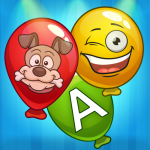 Balloon Pop 🎈 – educational game for Kids 3.1.0 MOD (unlimited money)