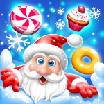 Christmas Candy World – Christmas Games 1.9.4 MOD (unlimited money)