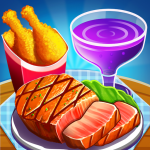 Crazy My Cafe Shop Star – Chef Cooking Games 2020 1.14.5 OD (unlimited money)