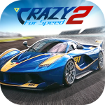 Crazy for Speed 2 3.3.5002 MOD (unlimited money)