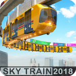 Elevated Train Driving Simulator: Sky Tram Driver 1.7  (unlimited money)