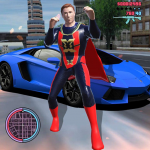 Flying Super Boy Rescue  Impossible Mission 1.0 MOD (unlimited money)