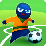 FootLOL: Crazy Soccer Free! Action Football game 1.0.10 MOD (unlimited money)