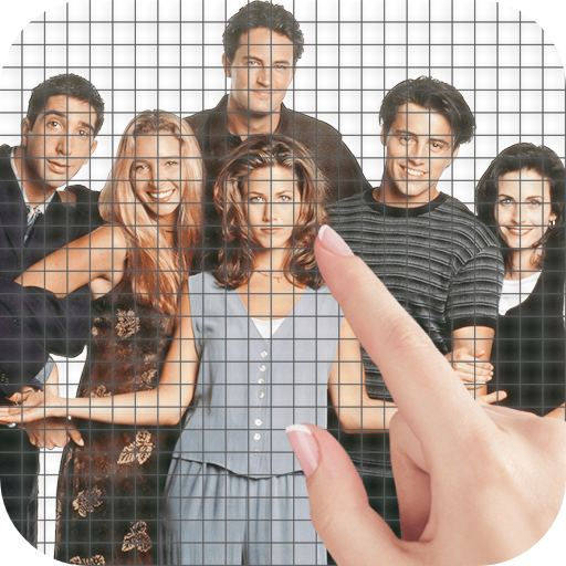 Friends Characters Color by Number – Pixel Art 1.1 MOD (unlimited money)