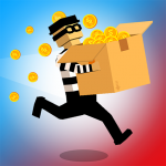 Idle Robbery 1.1.2 MOD (unlimited money)