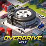 Overdrive City – Car Tycoon Game vv     1.4.26    .vc1041300.rev54891.b33.release MOD (unlimited money)