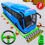 Police Bus Parking Game 3D – Police Bus Games 2019 1.0.17 MOD (unlimited money)
