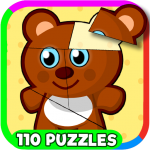 Puzzle for Kids Children games for girls, for boys 3.0 MOD (unlimited money)