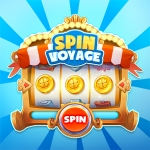 Spin Voyage: attack, build and raid coins! 1.13.03 MOD (unlimited money)