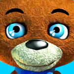 Talking Teddy Bear – Games for Kids & Family Free 2.0.7.5 MOD (unlimited money)