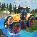 Tractor Driver Cargo 3D 5 MOD (unlimited money)