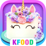 Unicorn Chef: Cooking Games for Girls 6.6 MOD(unlimited money)