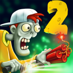 Zombies Ranch. Zombie shooting games 3.0.4 MOD (unlimited money)