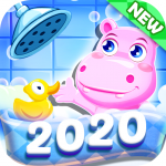 Bathe Hippo – Connect Pipes 1.0.24 MOD (unlimited money)