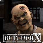 Butcher X – Scary Horror Game/Escape from hospital 1.9.9 (MOD, unlimited money)