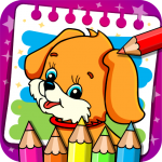 Coloring & Learn Animals – Kids Games 1.133   (MOD, unlimited money)