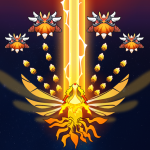 Sky Champ: Galaxy Space Shooter 6.5.5   MOD (unlimited money)