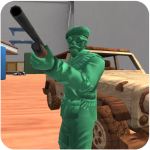 Army Toys Town 2.2.190 (MOD, unlimited money)