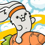 Bunny Goes Boom! Flying Game 🚀 1.1.20 (MOD, unlimited money)