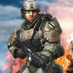 Call of Modern Army Combat 1.8 (MOD, unlimited money)