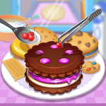 🍪🍪Cookie Shop – Yummy Cooking Game  (MOD, unlimited money)