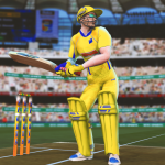 Cricket World Tournament Cup  2020: Play Live Game 7.8  (MOD, unlimited money)